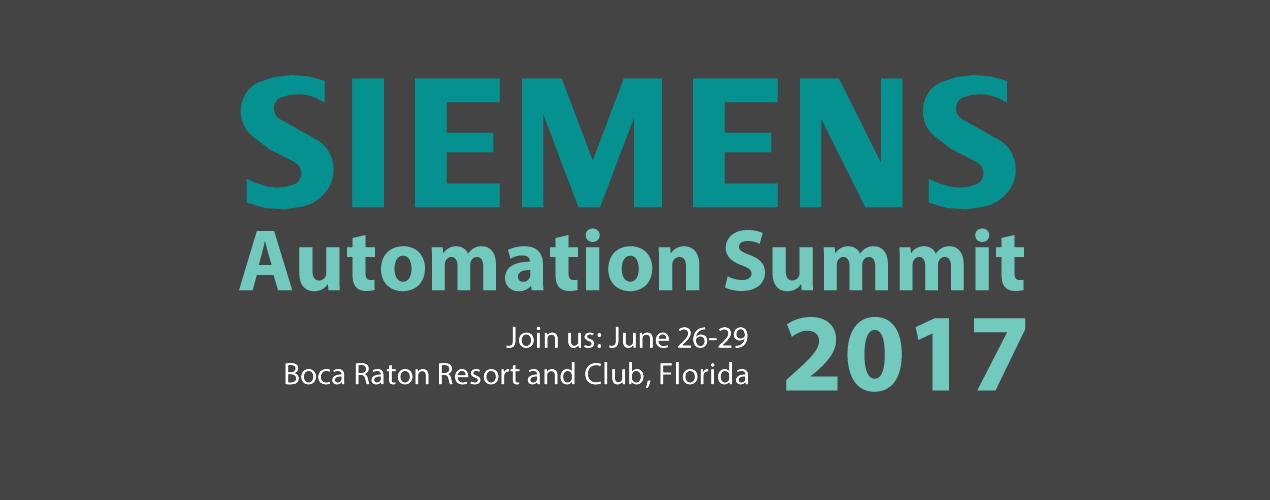 SiemensSummit2017