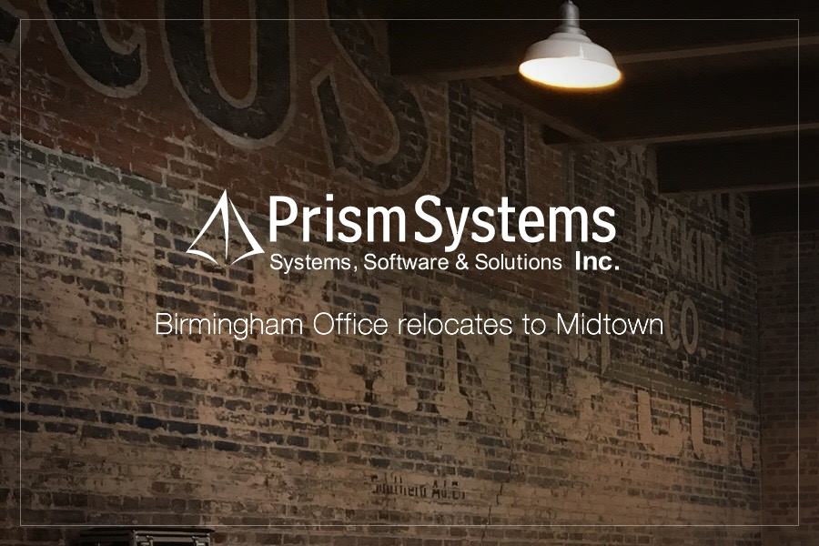 Prism Systems Birmingham relocates to Midtown