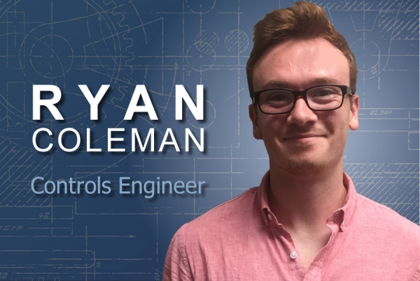 PRISM SYSTEMS HIRES NEW CONTROLS ENGINEER