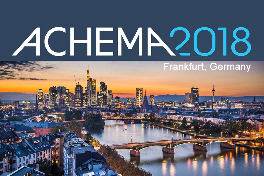 Prism Systems Attends ACHEMA 2018 in Frankfurt