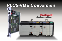 PLC5 - VME Conversion NOT an ordinary PLC5