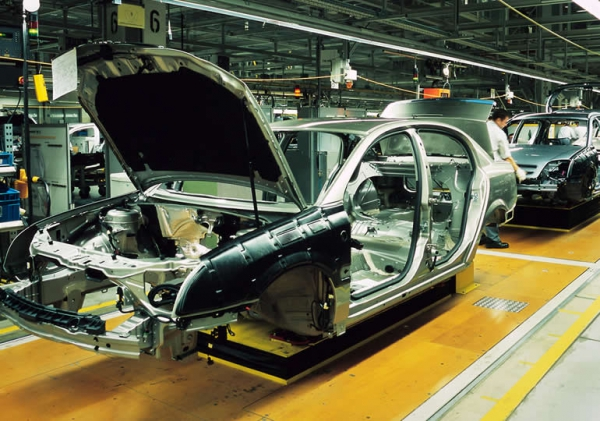 Quality Collection System Design for Automotive Facility