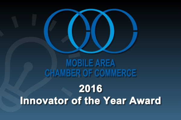 Mobile Area Chamber's 2016 Innovator of the Year: Prism Systems, Inc.